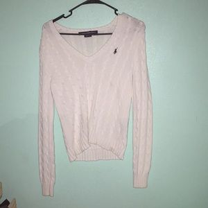 Ralph Lauren Sport Chunk Sweater